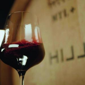 Rotweinglas HILL 4c
