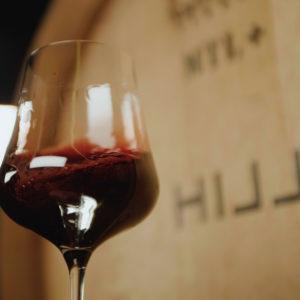 Rotweinglas HILL RGB